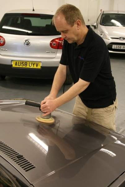 Vehicle Swirl Removal Midlands